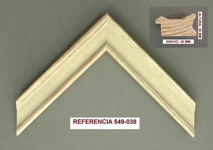 REF 549-038: Muestrario de Moldusevilla