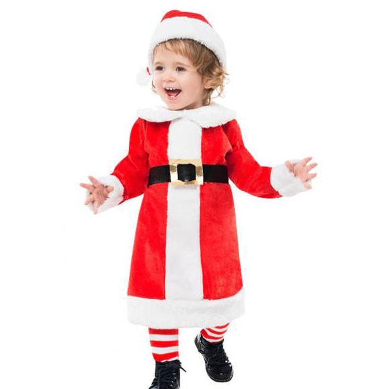 Disfraz Mamá Noel bebé