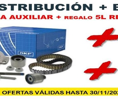 OFERTA KIT DISTRIBUCCION EN SIERO
