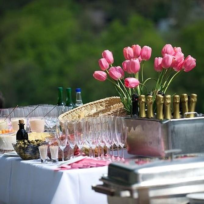 Ventajas de contratar un servicio de catering para un evento