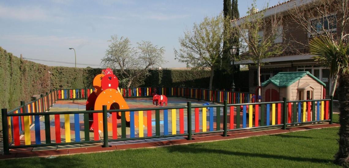 Escuela infantil bilingüe en Parque Coimbra