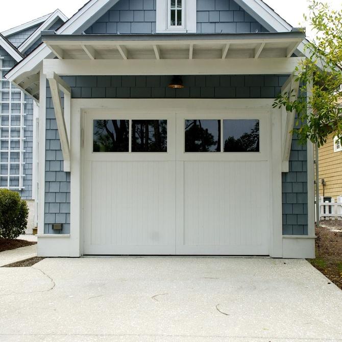 El mantenimiento de las puertas automáticas de los garajes