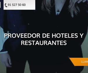 Uniformes hostelería Madrid centro