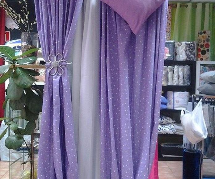 Accesorios para cortinas: Servicios de Orquídea Hogar La Laguna