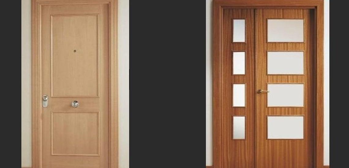 Puertas de madera a medida en Toledo