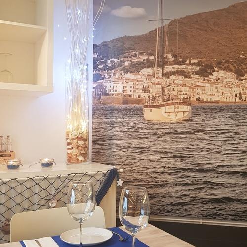 Restaurant à Cadaqués