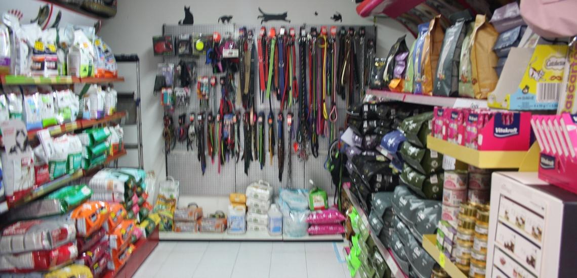 Peluquería canina en El Masnou y tienda de alimentación y complementos para tu mascota