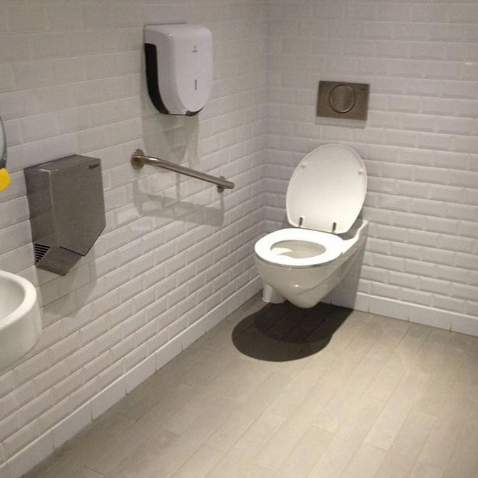 Hacer un cuarto de baño accesible (II)