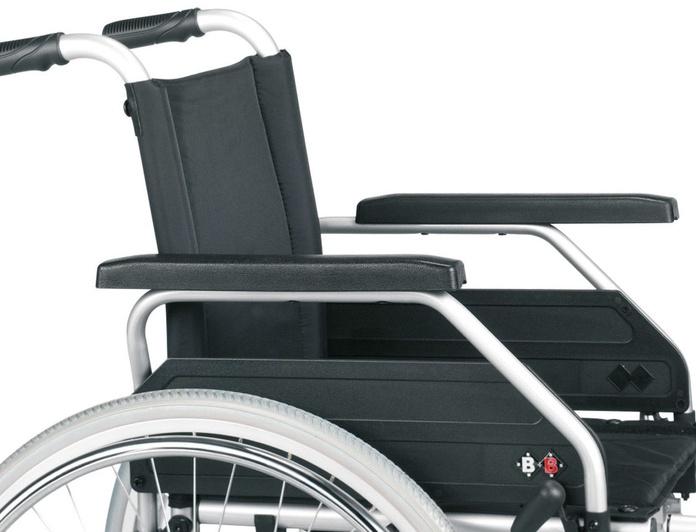 Silla de ruedas manual S-Eco 300: Productos y servicios de Ortopedia Delgado, S. L.