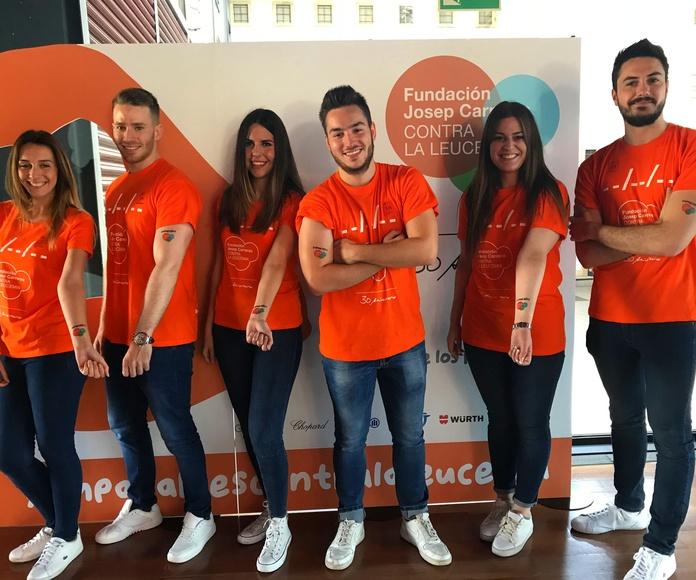Día de la Leucemia, Fundación Carreras 4