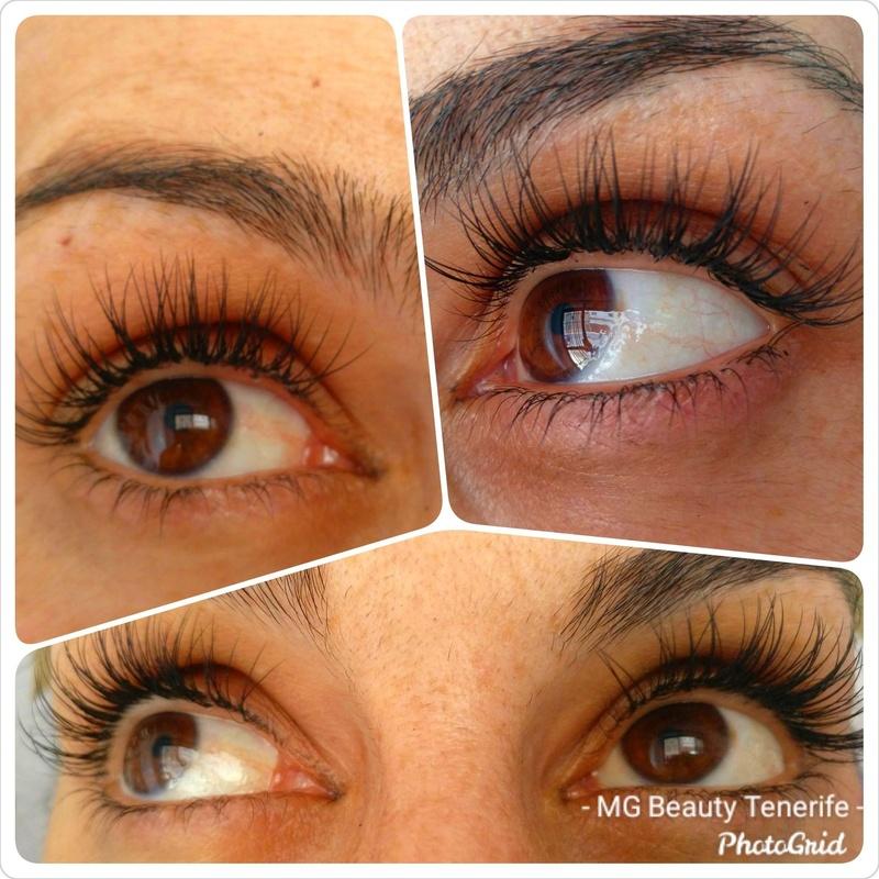 Eyelashes: Services de MG Beauty Tenerife