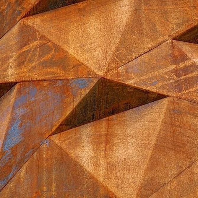 Aplicaciones de los trozos de metal de máquinas o aparatos desechados: el acero
