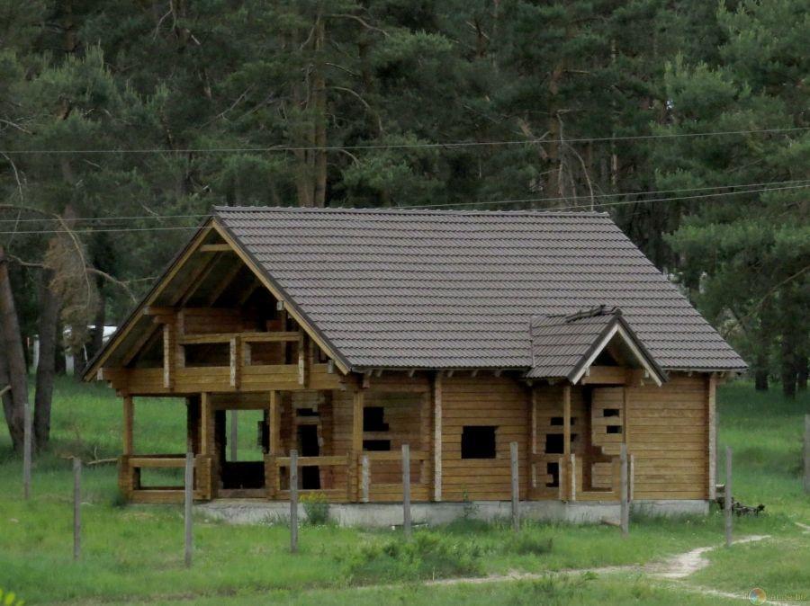 El palet como material de construcción de una casa