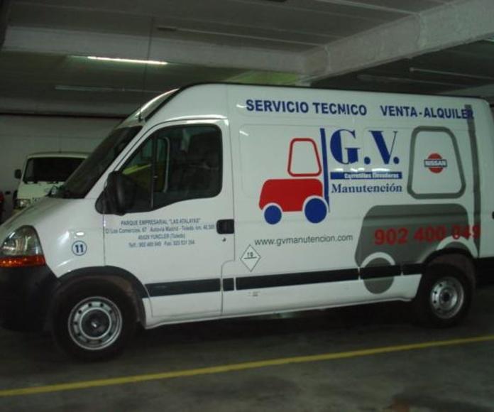 SERVICIO TECNICO G.V. MANUTENCION S.L.