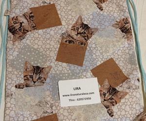 Mochila de tela: lindos gatitos