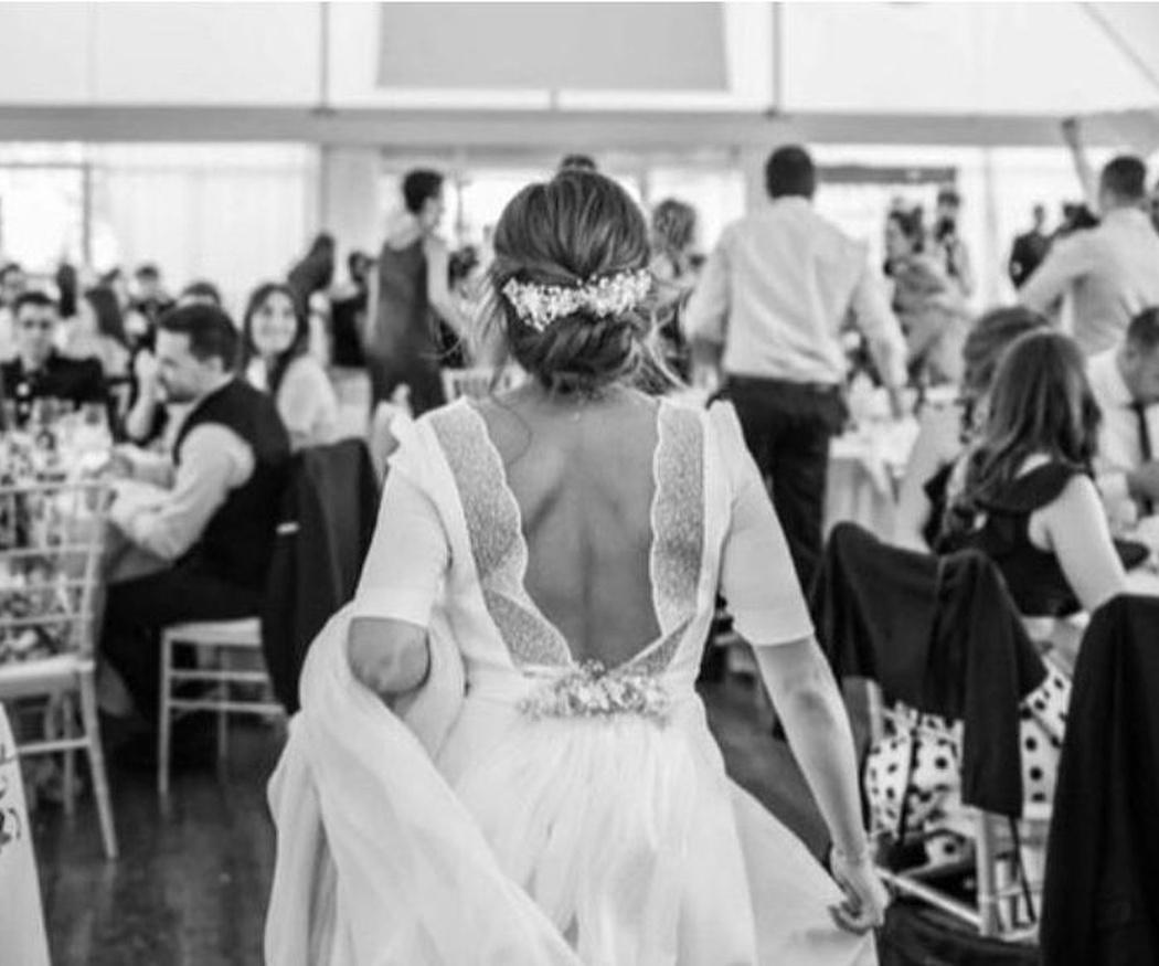 ¿De qué depende el peinado ideal para las novias?
