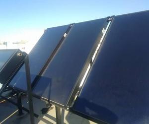 Placas solares térmicas para ACS