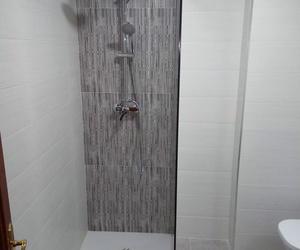 Baño reformado en Gijón