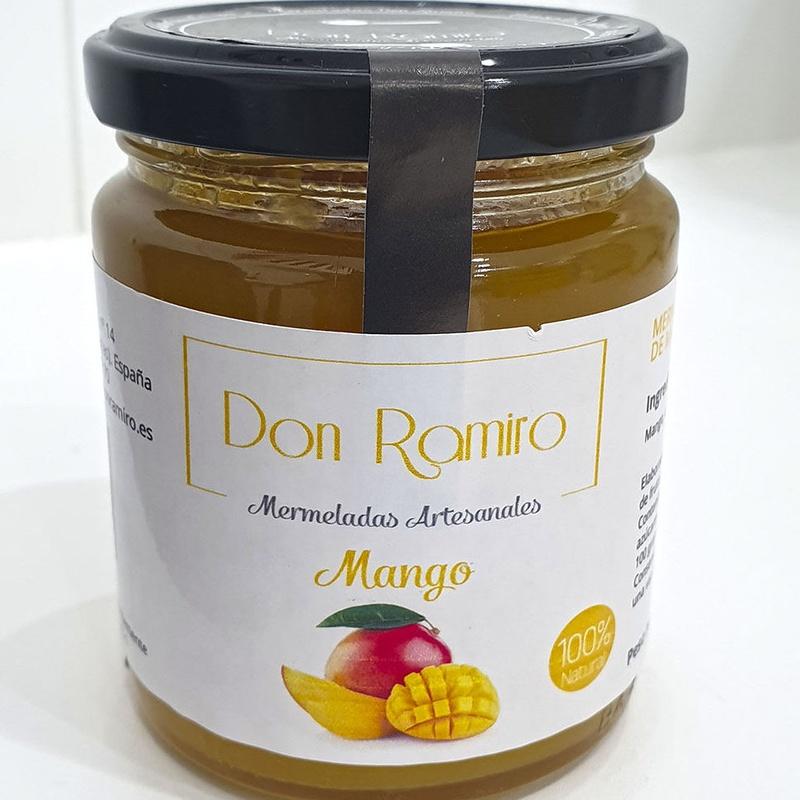 Mermelada de mango en Madrid