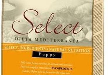 Select puppy 15 kg.