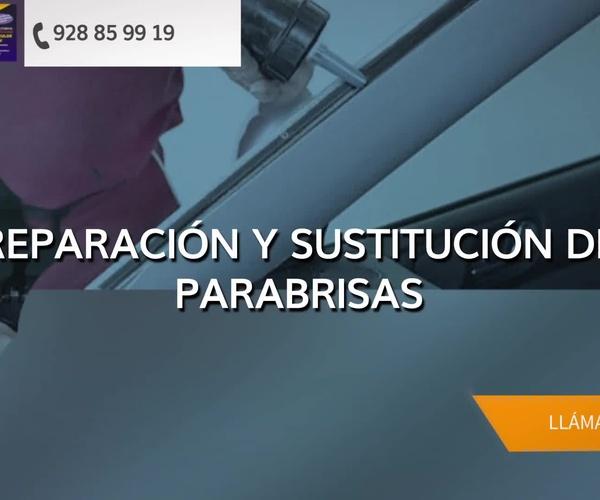Cristalería del automóvil en Puerto del Rosario | Lunas Lanzarote