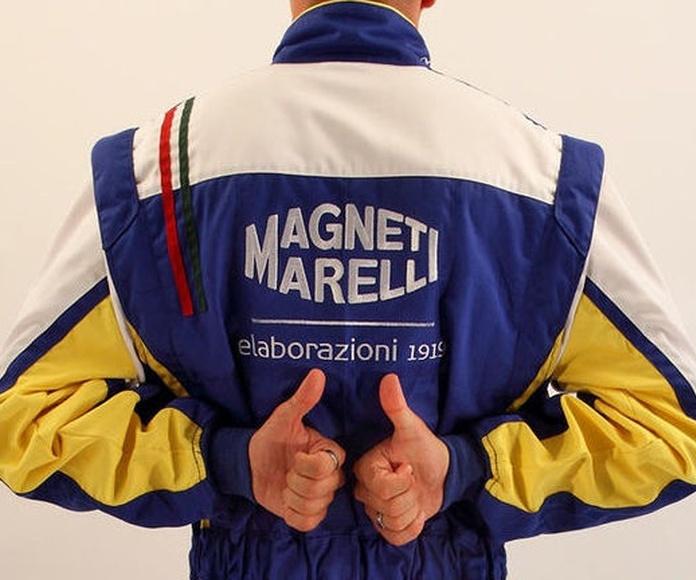 Lector inmovilizador Magneti Marelli