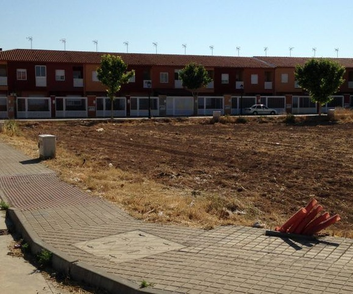 Venta de solares zona Mirasierra: Inmuebles Urbanos de ANTONIO ARAGONÉS DÍAZ PAVÓN