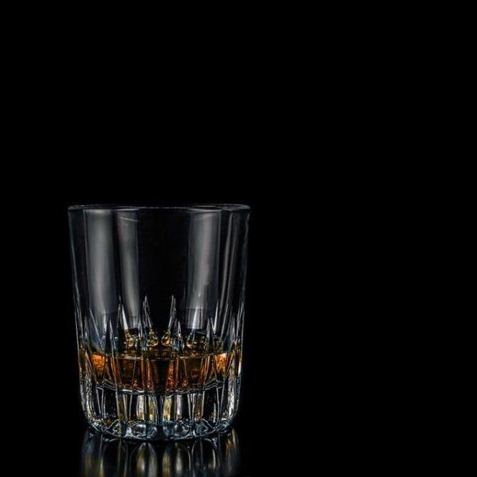 Un vaso para reducir el consumo de alcohol