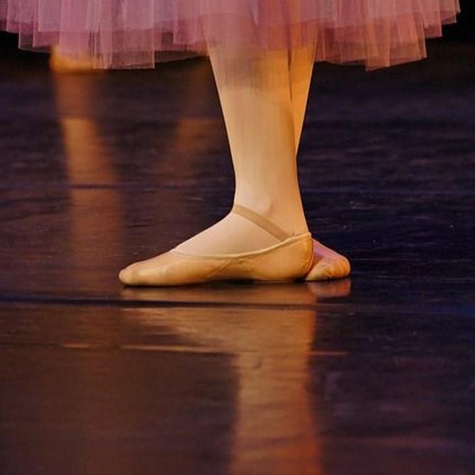 Consejos para elegir zapatillas de danza clásica