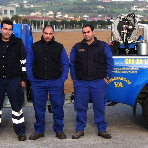 Empresa de desatascos en Gijón