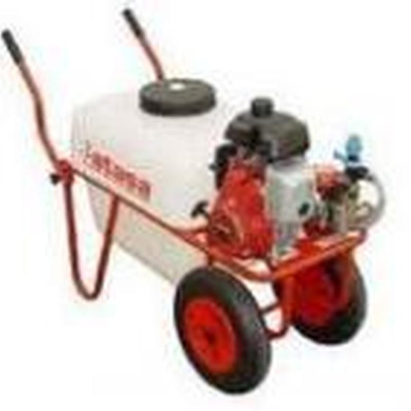 Carretilla fumigadora Atasa 100 l  2R: Catálogo-Tienda on-line de Brico Garden Madrid