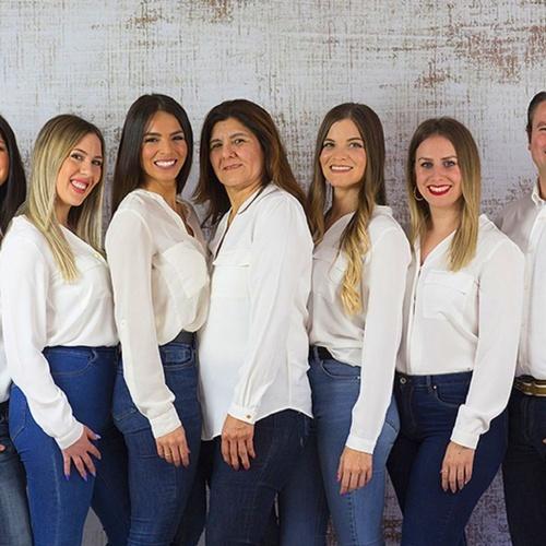 EQUIPO DE FACTORY ELECTRODOMESTICOS MARYSOL