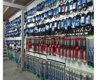 Mecánica: Productos de RyA Sierra
