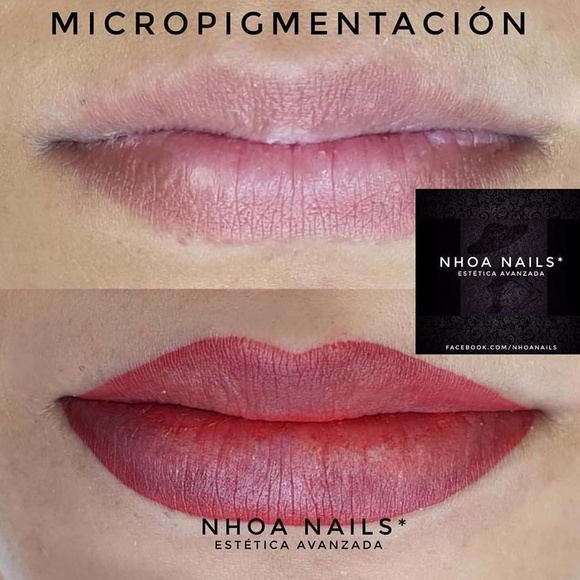 Micropigmentación: Products de Nhoa Nails*