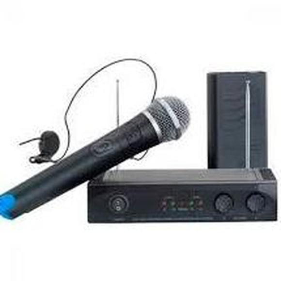 MICROFONO INALAMBRICO MU-1002/SET: Nuestros productos de Sonovisión Parla