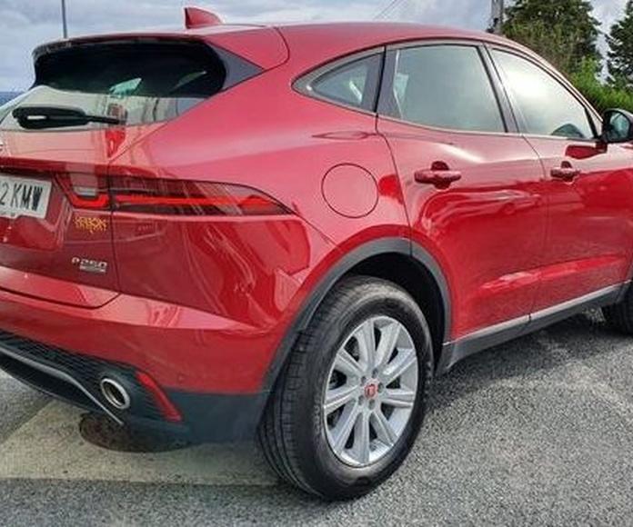 JAGUAR - EPACE 2.0P184KW S 4WD ¡¡18000KM!! : Compra venta de coches de CODIGOCAR