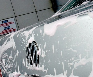 Lavado automático de coches