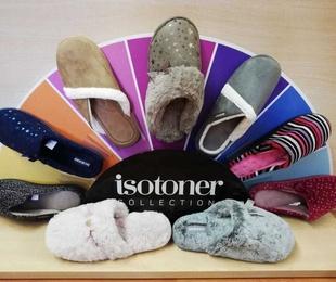 Zapatillas Isotoner para mujer en Alpedrete