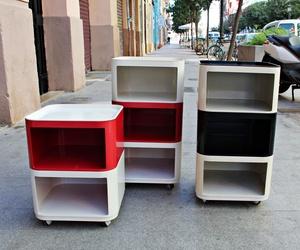 Mueble modular marca SAMOES años 60
