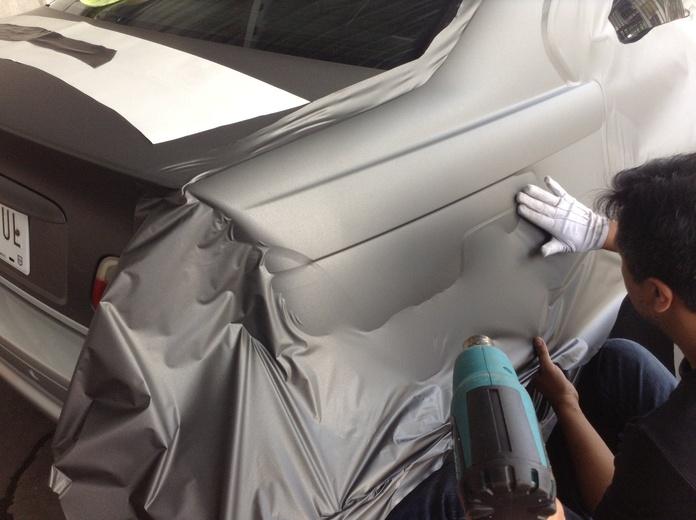 Rotulación de vehículos: Servicios de Solar Glass