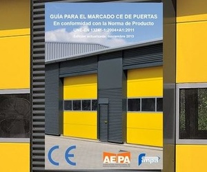 AEPA difunde la Normativa de Puertas a nivel nacional