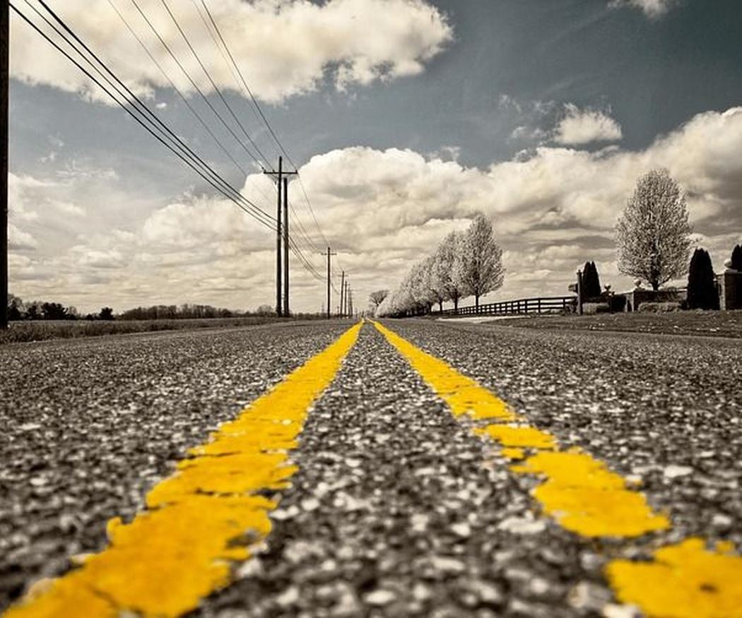 La importancia de parar durante un viaje