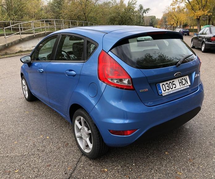 Ford Fiesta 1.4 TDCI 70 cv 5P Trend: Todo nuestro stock de M&C Cars