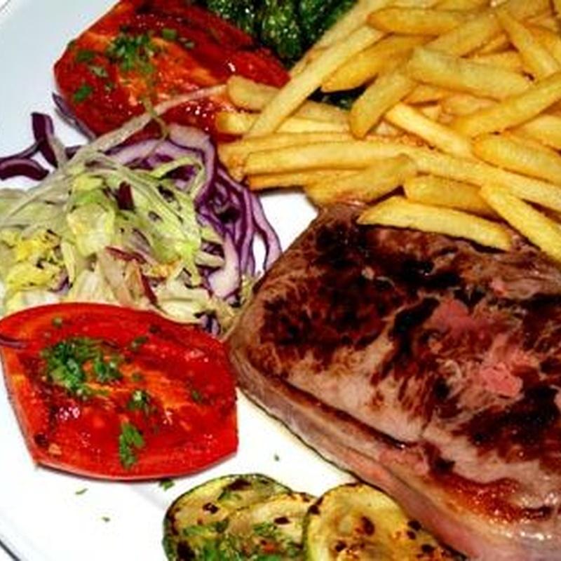 Carnes-The meat: Catálogo de Ría de Vigo