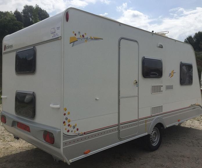 caravana sterckeman 470 con aire acondicionado: Caravanas de ocasión de Caravanas Granollers