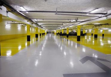 Pintura de Parkings y Garajes