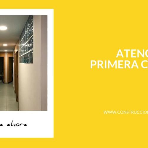 Instalaciones y reformas completas en locales comerciales en Vitoria | Construcciones Escopinorte, S. C.