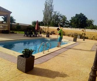 Césped artificial: Servicios de PauMar Jardines y Piscinas