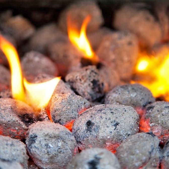 Ventajas del carbón vegetal en las barbacoas