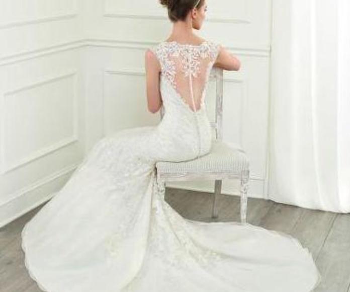 Colección Adriana Alier (Posa Cará): Vestidos de novia y otros de Lorena Rubio Vistiendo Sueños